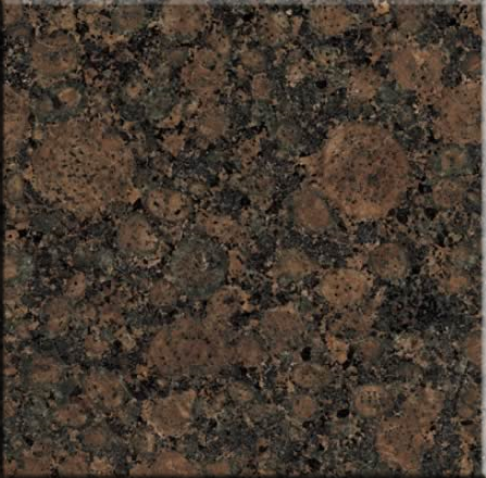 "Granite: Back Splash 98"" x 4"", Baltic Brown. Part # PD-BB-BKS04"