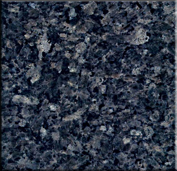 "Granite: Bar Top 98"" x 18"", Blue Pearl. Part # PD-BP-BT9818"