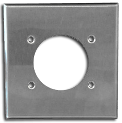 Two Gang Wall Plate. Part # CO-68.