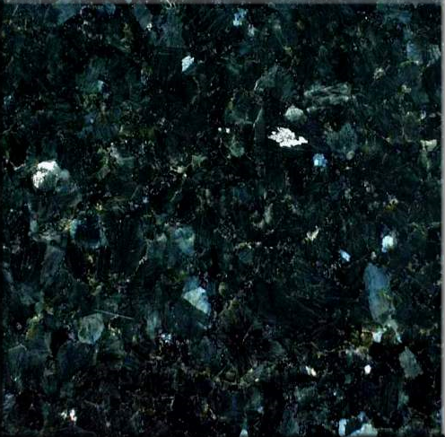 "Granite: Bar Top 98"" x 18"", Emerald Pearl. Part # PD-EP-BT9818"