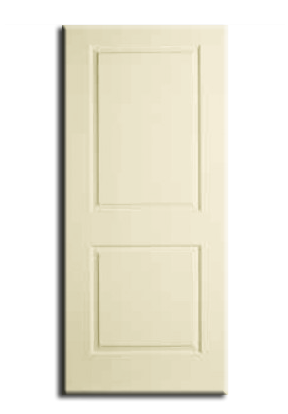 "Interior H/C 2 Panel Slab Door 30""x80"" x 1-3/8"", Primed"