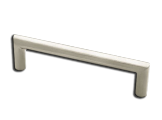 Pull: Straight Line 96mm, Stainless Steel. Part # PN6493-SS-C