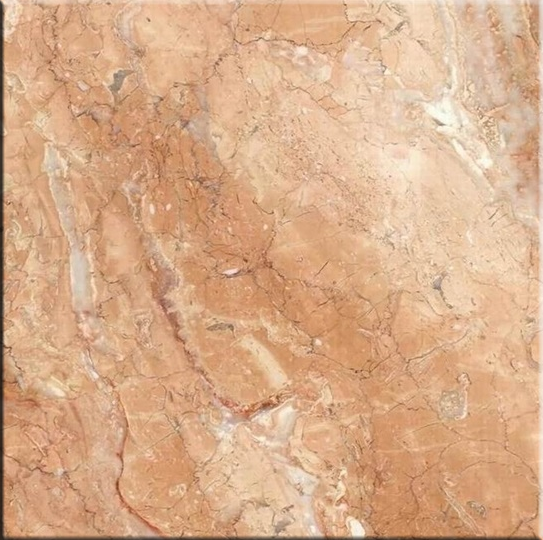 "Granite: Bar Top 98"" x 16"", Rose Tea. Part # PD-RT-BT9816"