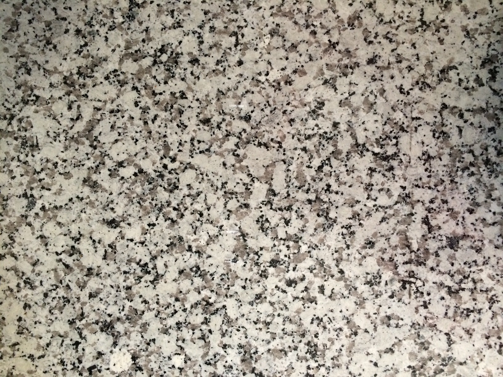 "Granite Back Splash 108"" X 4"" White Flower. Part # WF-10804"