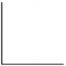 "Wall Tile: Glossy White, 6"" x 6"" (12.5/box) . Part # 1550"
