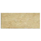 "Wall Trim: RR01 Beige, 3"" x 10"" . Part # TRIM-RR01"