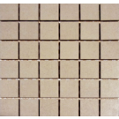 "Mosaic, Shower Tile, Capri Almond (11.0/box) 12"" X 12"" Almond. Part # MOSAIC-SAHARA"