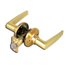 Passage: Lever, Polished Brass. Part # 913814