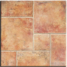 "Floor Tile, Exterior: Avila Teja, 18"" x 18"" (11.25 sqft/box). Part # AVILA GR TEJA"