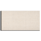 Floor Tile, Porcelain: Canapa White Textile, 12'' x 24''. Part # Canapa White