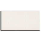 Wall Tile, Porcelain: Canapa White Textile, 12' x 24''. Part # Canapa White