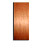 "Exterior Wood Slab Birch Door 24"" x 80"" x 1-3/4"""