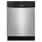 "Dishwasher: Frigidaire Undercounter 24"", Stainless Steel. Part # FDB1100RHC"