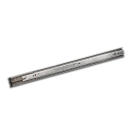 "Drawer Slides: Full Extension Soft Close 20"", Satin Nickel. Part # FE20SCB"