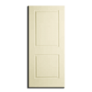 "Interior H/C 2 Panel Slab Door 18"" x 80"" x 1-3/8"", Primed"