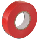 Electrical Tape: Red, 10 Roll/Pack. Part # PHSRED.