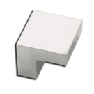Knob: Plaza 160mm, Aluminum. Part # PN6508-AL
