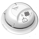 Smoke Detector Alarm. Part # 9120 B.