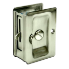 "Privacy: Pocket Door Lock 1-3/8"" and 1-3/4"". Part # SDLA325U15"