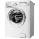 Washer & Dryer Combo: Haier Undercounter 1.8 cu ft, White. Part # XQG50-11